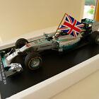 Spark 1.18 - Lewis Hamilton Abu Dhabi GP 2014 win - Mercedes - Ltd Ed - Ex Cond
