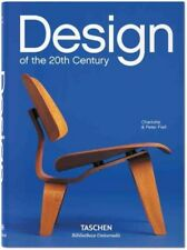 Design of the 20th Century, Hardcover by Fiell, Charlotte; Fiell, Peter, Like...