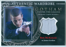 "BEN MCKENZIE ""JIM GORDON WARDROBE CARD M19"" GOTHAM SEASON 1"