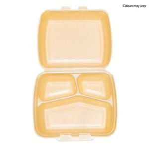 N3(HP4/3) Meal Box x 200 Takeaway Fish Chips Restaurant Kebab BOX015