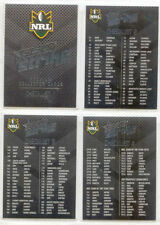 Set NRL & Rugby League Trading Cards