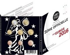BU Frankrijk 2016   * * *   coffret BU France 2016  !!!!