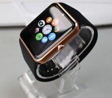 "Plata 1.54"" GT08 Pantalla táctil Bluetooth reloj inteligente teléfono Mate para Android iOS"