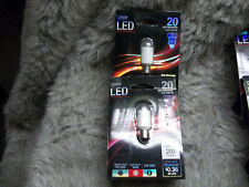 2x Feit Electric MC/LED 20 Watt Replacement LED Light Bulb, 200 Lumens