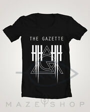 The Gazette Logo Nihil T-Shirt One ok Rock Babymetal Girugamesh Scandal Vamps