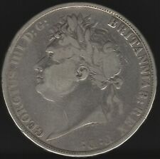 More details for 1821 george iv silver crown | british coins | pennies2pounds