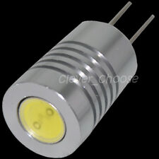 High Power G4 3W SMD LED Lampe Birne Licht Leuchtmittel weiss DC12V 220-240Lm