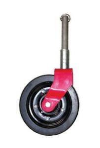 Caroni & Maschio Complete Finish Mower Wheel/Fork Kit Fits TC 480,590,710,910