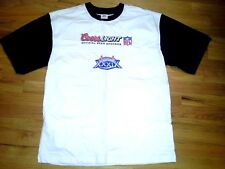 5055a2207 New Listing2005 SUPER BOWL XXXIX 39 COORS LIGHT NEW ENGLAND PATRIOTS EAGLES  RINGER SHIRT XL