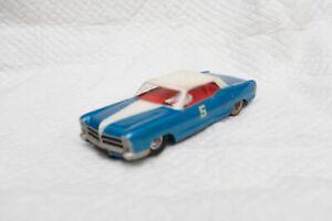 Pontiac 66 Bonneville vintage vac.form body Strombecker Igarashi can motor 1/32