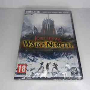 Lord Of The Rings War In The North PC DVD-ROM Game NEW European TLOTR 2011
