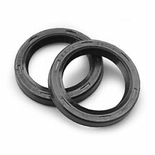 Oil Seal Motorcycle 324410.5 32 44 10.5 Fork Damper Shock Oil Seal Dust Seal For Yamaha Exciter 250 Sr250 It125 Xt125 Yz100 Ym2