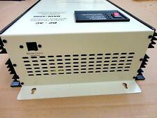 2000/4000Watt Power Inverter w/Charger 24Vdc 110/120Vac 60Hz Extra 200 Watt More