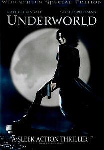 Underworld - Rare DVD Aus Stock -Excellent