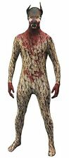 Adults XL Werewolf Horror Morphsuit Scary Beast Fancy Dress Costume