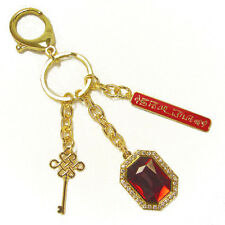 Feng Shui Red Om Mani Amulet