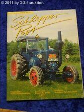 Schlepper Post 4/99 Allgaier A 144 Hanomag R 16 Bugatti für Deutz