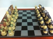Lord of the Rings SAC Studio Anne Carlton Chess Set Chess Board Licensed