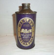 Hanley's Extra Pale Ale Cone Top Can Hanley