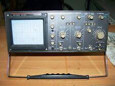 vieil oscilloscope Philips PM 3208 Deux canaux