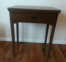 Vintage Sewing Machine Cabinet For Singer 99 circa 1950s