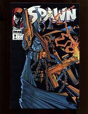 Spawn #7 VF+ McFarlane Tony Twist Overtkill Spawnmobile 2 Poster
