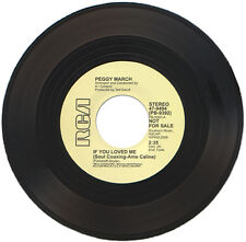 """PEGGY MARCH  """"IF YOU LOVED ME (SOUL COAXING - AME CALINE)""""  NORTHERN SOUL LISTEN"""