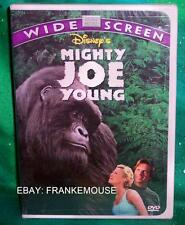 NEW DISNEY CHARLIZE THERON BILL PAXTON MIGHTY JOE YOUNG WS MOVIE DVD 1998
