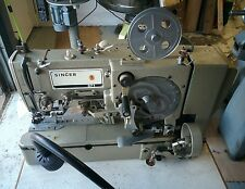 Singer 371U-4 Industrial Gimp Buttonholer 240Volt Very light use. Foot operated.