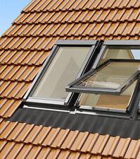 Dachfenster Schwingfenster 78x118 118x78 mit Eindeckrahmen Dauerlüftung