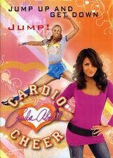CARDIO CHEER - JUMP - JUMP UP AND GET DOWN NEW DVD