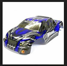 08312 RC 1/8 Scale Monster Truck Body Shell Cover HSP V2 Cut