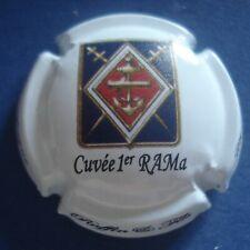 capsule de champagne RUFFIN &fils n°44 cuvée 1er Rama