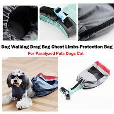 Für Gelähmte Haustiere Hunde Katze Walking Drag BagBrust Gliedmaßen Schutzbeutel