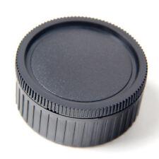 Lens Rear Cap and Body Cap for Leica M Camera M6 M8 M7 M5 M9 Ricoh GXR Mount BS