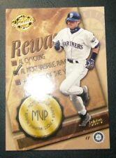 2001 donruss baseball class of 2001 rewards # rw-22 ICHIRO RC