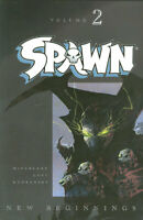 Spawn TPB New Beginnings Volume 2 Softcover Graphic Novel