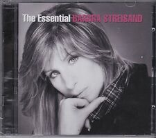THE ESSENTIAL BARBRA STREISAND on 2 CD's - NEW