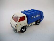 Takara Tomy Japan Diecast Tomica Mitsubishi Canter No.10 Garbage Truck