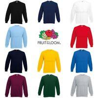 Fruit of the Loom Classic 80/20 Set-In Sweatshirt