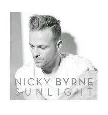 NICKY BYRNE Sunlight 2016 10-track CD album BRAND NEW Westlife sealed