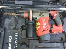 Milwaukee M28 CHPX SDS Hammer Drill............. Cordless 28V