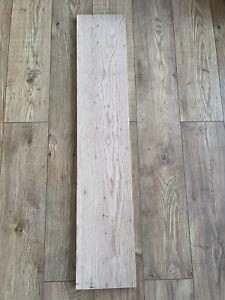 Kiln Dried American White Oak Board - 1165mm x 210mm x 24mm