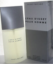 Issey Miyake Pour Homme 4.2 oz/125 ml EDT Spray for Men - New in Box