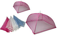 Collapsible Food Cover Net Umbrella Protector Pop Up Mesh Fly Wasp Party 30cm UK