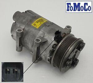 Ford S-Max Mk1 2006-2015 1.8TDCI Air Con A/C Pump Compressor  6G91-19D629-DC