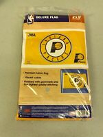 Wincraft NBA Factory Sealed Indiana Pacers 3'x5' Horizontal Team Flag Decoration