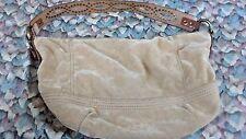 Fossil Beige  Soft Bag And  Leather 1954 Shoulder Handbag, Fossil Product 75082