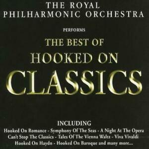 Various Artists : The Best of Hooked On Classics CD (2004) Fast and FREE P & P