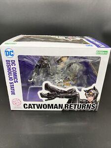 Kotubokiya DC Comic Catwoman Returns Bishoujo Statue